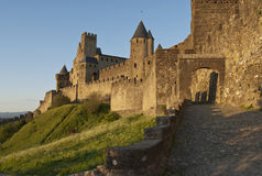 Carcassone Royalty Free Stock Images