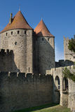 Carcassone fortress. Languedoc, France. Stock Image