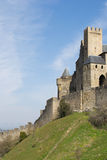 Carcassone fortress. Languedoc, France. Royalty Free Stock Photography