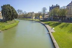 Carcassone, Francja zdjęcia royalty free