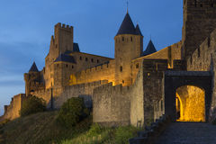 Carcassonne - Γαλλία στοκ φωτογραφίες με δικαίωμα ελεύθερης χρήσης