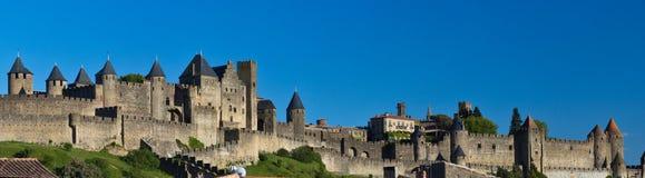 Carcassonne, Λανγκντόκ-Ρουσιγιόν, Γαλλία Στοκ φωτογραφία με δικαίωμα ελεύθερης χρήσης