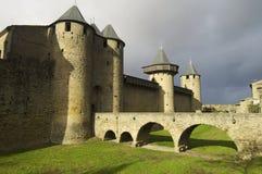Carcassonne στοκ φωτογραφία