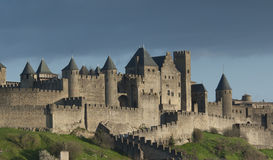 carcassonne Zdjęcia Stock