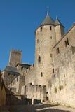 Carcassonne Στοκ φωτογραφίες με δικαίωμα ελεύθερης χρήσης