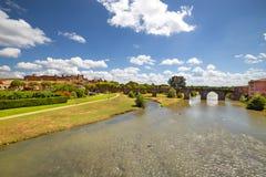 Carcassonne Fotografering för Bildbyråer