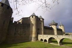 Carcassonne Royaltyfria Foton