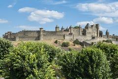 Carcassonne Lizenzfreies Stockfoto