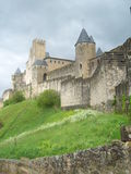 Carcassonne. Royalty Free Stock Images