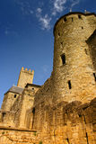 Carcassonne Castle Royalty Free Stock Image