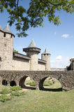 Carcassonne Castle Royalty Free Stock Photos