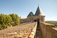 Carcassonne Royalty Free Stock Photography