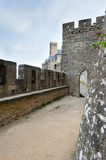 Carcassonne  fortress Royalty Free Stock Photography