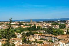 Carcassonne, França Imagem de Stock