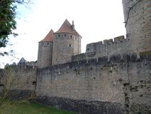 Carcassonne-France Royalty Free Stock Photography