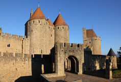 Carcassonne, France Stock Image