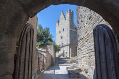 Carcassonne France Stock Photo