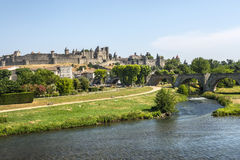 Carcassonne (France) Royalty Free Stock Photos