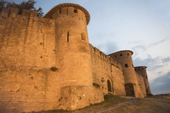 Carcassonne (France) Royalty Free Stock Photo
