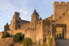 Carcassonne, France - 8 Royalty Free Stock Photography