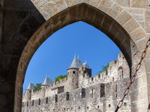 Carcassonne France Stock Photography