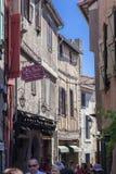 Carcassonne France Stock Photo