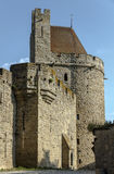Carcassonne, France, UNESCO. Castle Royalty Free Stock Photos