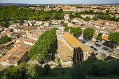 Carcassonne, Francia Immagine Stock Libera da Diritti