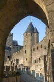 Carcassonne (Frankrike) Royaltyfria Foton