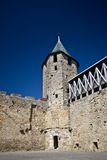 Carcassonne, Languedoc Roussillon, France Stock Photos
