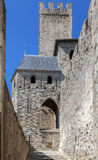 Carcassonne Medieval City France Royalty Free Stock Images