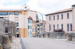 Carcassonne: pont Vieux Obrazy Royalty Free