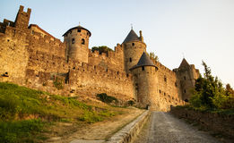 Carcassonne, South France Royalty Free Stock Images