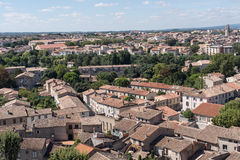 Carcassonne Town Royalty Free Stock Photography