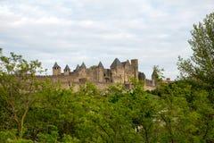 Carcassonne Royalty Free Stock Photos