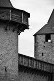 Carcassonne02 Stock Afbeeldingen