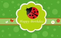 Card for Birthday Stock Photos