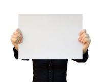 Card blank Stock Photos
