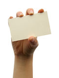 Card blank Stock Photos