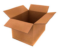 Card board box Stock Photography