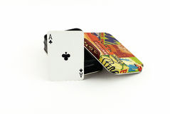 Card box Stock Images