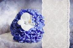 card bröllop Royaltyfria Bilder