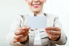 Card Royalty Free Stock Photography