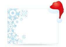 card christmas Royaltyfria Bilder