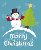 Card christmas Royalty Free Stock Photos