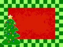card christmas Στοκ Φωτογραφίες
