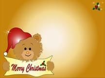 card christmas Στοκ εικόνες με δικαίωμα ελεύθερης χρήσης