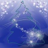 card christmas holiday Στοκ εικόνες με δικαίωμα ελεύθερης χρήσης