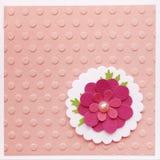 Card design Stock Image