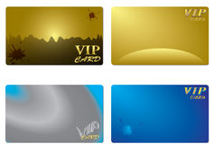 Card design Royalty Free Stock Image